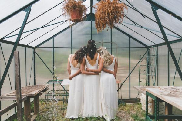DAUGHTERS OF SIMONE 'REVELRY SISTERS' LOOKBOOK