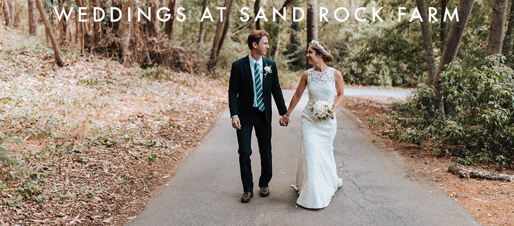 weddingsatsandrockfarm